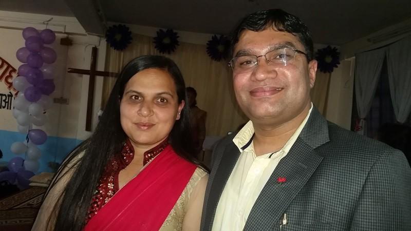 Shova & Arjun